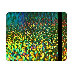 Construction Paper Iridescent Samsung Galaxy Tab Pro 8 4  Flip Case by Amaryn4rt