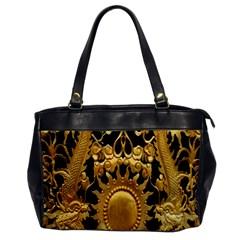 Golden Sun Office Handbags by Amaryn4rt