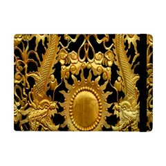 Golden Sun Apple Ipad Mini Flip Case by Amaryn4rt