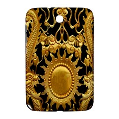 Golden Sun Samsung Galaxy Note 8 0 N5100 Hardshell Case  by Amaryn4rt
