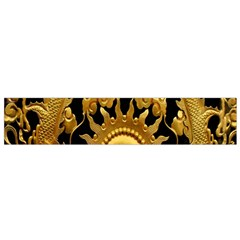 Golden Sun Flano Scarf (small) by Amaryn4rt