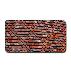 Roof Tiles On A Country House Medium Bar Mats by Amaryn4rt