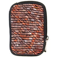 Roof Tiles On A Country House Compact Camera Cases by Amaryn4rt