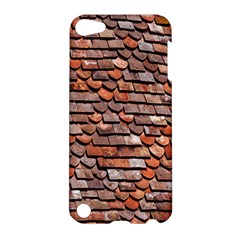 Roof Tiles On A Country House Apple Ipod Touch 5 Hardshell Case by Amaryn4rt