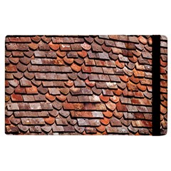 Roof Tiles On A Country House Apple Ipad 3/4 Flip Case by Amaryn4rt
