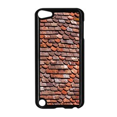 Roof Tiles On A Country House Apple Ipod Touch 5 Case (black) by Amaryn4rt