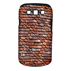 Roof Tiles On A Country House Samsung Galaxy S Iii Classic Hardshell Case (pc+silicone) by Amaryn4rt