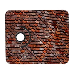 Roof Tiles On A Country House Galaxy S3 (flip/folio) by Amaryn4rt