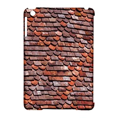 Roof Tiles On A Country House Apple Ipad Mini Hardshell Case (compatible With Smart Cover) by Amaryn4rt