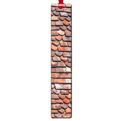 Roof Tiles On A Country House Large Book Marks by Amaryn4rt