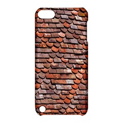 Roof Tiles On A Country House Apple Ipod Touch 5 Hardshell Case With Stand by Amaryn4rt
