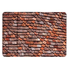 Roof Tiles On A Country House Samsung Galaxy Tab 8 9  P7300 Flip Case by Amaryn4rt