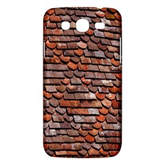 Roof Tiles On A Country House Samsung Galaxy Mega 5 8 I9152 Hardshell Case  by Amaryn4rt
