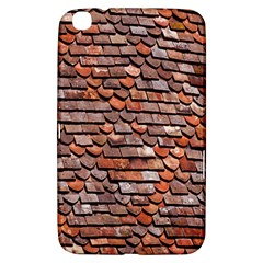 Roof Tiles On A Country House Samsung Galaxy Tab 3 (8 ) T3100 Hardshell Case  by Amaryn4rt