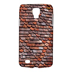 Roof Tiles On A Country House Galaxy S4 Active by Amaryn4rt