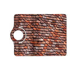 Roof Tiles On A Country House Kindle Fire Hd (2013) Flip 360 Case by Amaryn4rt