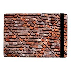 Roof Tiles On A Country House Samsung Galaxy Tab Pro 10 1  Flip Case by Amaryn4rt