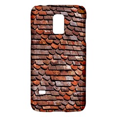 Roof Tiles On A Country House Galaxy S5 Mini by Amaryn4rt