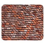 Roof Tiles On A Country House Double Sided Flano Blanket (Small)  50 x40 Blanket Back