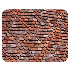 Roof Tiles On A Country House Double Sided Flano Blanket (medium)  by Amaryn4rt