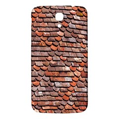 Roof Tiles On A Country House Samsung Galaxy Mega I9200 Hardshell Back Case by Amaryn4rt