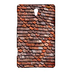 Roof Tiles On A Country House Samsung Galaxy Tab S (8 4 ) Hardshell Case  by Amaryn4rt