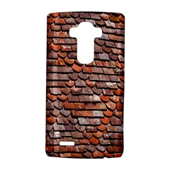 Roof Tiles On A Country House Lg G4 Hardshell Case by Amaryn4rt