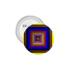 Square Abstract Geometric Art 1 75  Buttons by Amaryn4rt