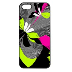 Nameless Fantasy Apple Iphone 5 Seamless Case (black) by Amaryn4rt