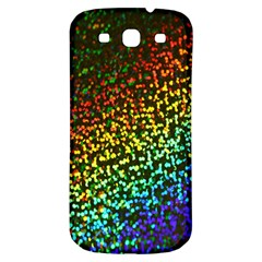 Construction Paper Iridescent Samsung Galaxy S3 S Iii Classic Hardshell Back Case by Amaryn4rt
