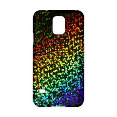 Construction Paper Iridescent Samsung Galaxy S5 Hardshell Case  by Amaryn4rt