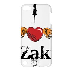 I HEART ZAK Apple iPod Touch 5 Hardshell Case