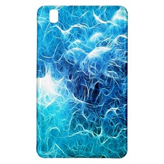 Fractal Occean Waves Artistic Background Samsung Galaxy Tab Pro 8 4 Hardshell Case by Amaryn4rt