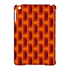 Fractal Multicolored Background Apple Ipad Mini Hardshell Case (compatible With Smart Cover) by Amaryn4rt
