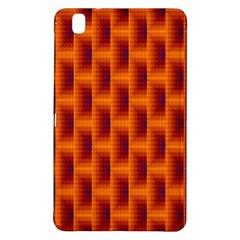 Fractal Multicolored Background Samsung Galaxy Tab Pro 8 4 Hardshell Case by Amaryn4rt