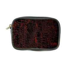 Black And Red Background Coin Purse