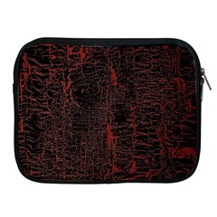 Black And Red Background Apple Ipad 2/3/4 Zipper Cases by Amaryn4rt