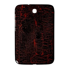Black And Red Background Samsung Galaxy Note 8 0 N5100 Hardshell Case  by Amaryn4rt