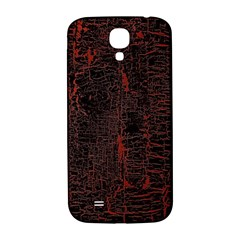 Black And Red Background Samsung Galaxy S4 I9500/i9505  Hardshell Back Case by Amaryn4rt