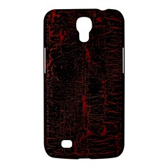 Black And Red Background Samsung Galaxy Mega 6 3  I9200 Hardshell Case by Amaryn4rt