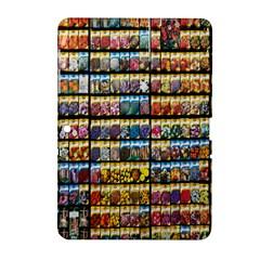 Flower Seeds For Sale At Garden Center Pattern Samsung Galaxy Tab 2 (10 1 ) P5100 Hardshell Case  by Amaryn4rt