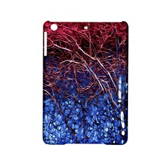 Autumn Fractal Forest Background Ipad Mini 2 Hardshell Cases by Amaryn4rt
