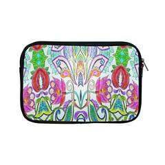 Wallpaper Created From Coloring Book Apple Ipad Mini Zipper Cases by Amaryn4rt