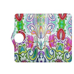 Wallpaper Created From Coloring Book Kindle Fire Hdx 8 9  Flip 360 Case by Amaryn4rt