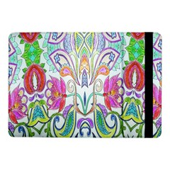Wallpaper Created From Coloring Book Samsung Galaxy Tab Pro 10 1  Flip Case by Amaryn4rt