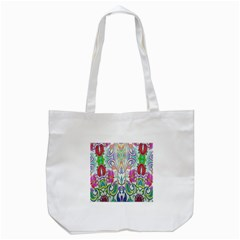Wallpaper Created From Coloring Book Tote Bag (white) by Amaryn4rt