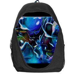 Water Is The Future Backpack Bag by Amaryn4rt