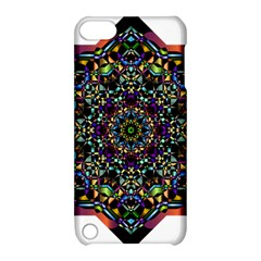 Mandala Abstract Geometric Art Apple iPod Touch 5 Hardshell Case with Stand
