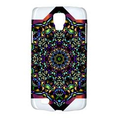 Mandala Abstract Geometric Art Galaxy S4 Active by Amaryn4rt