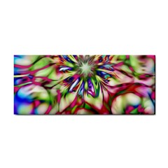 Magic Fractal Flower Multicolored Cosmetic Storage Cases by EDDArt